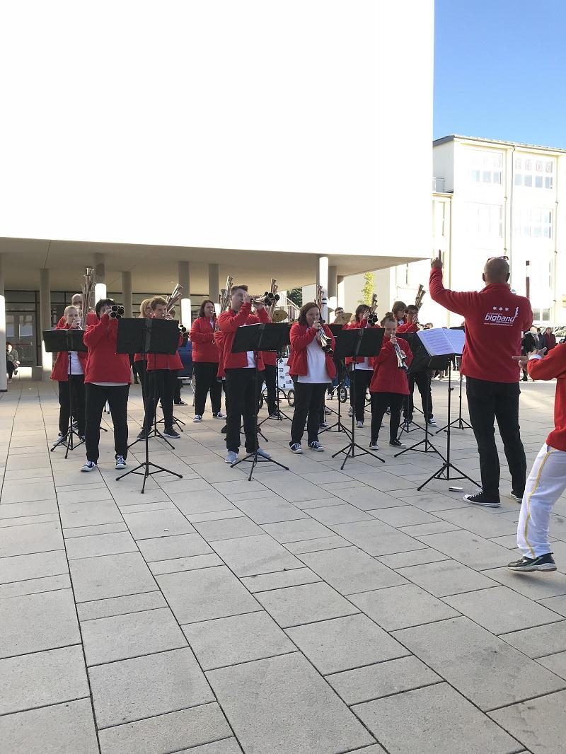 Geburtstag Fanfarenzug Ichtershausen