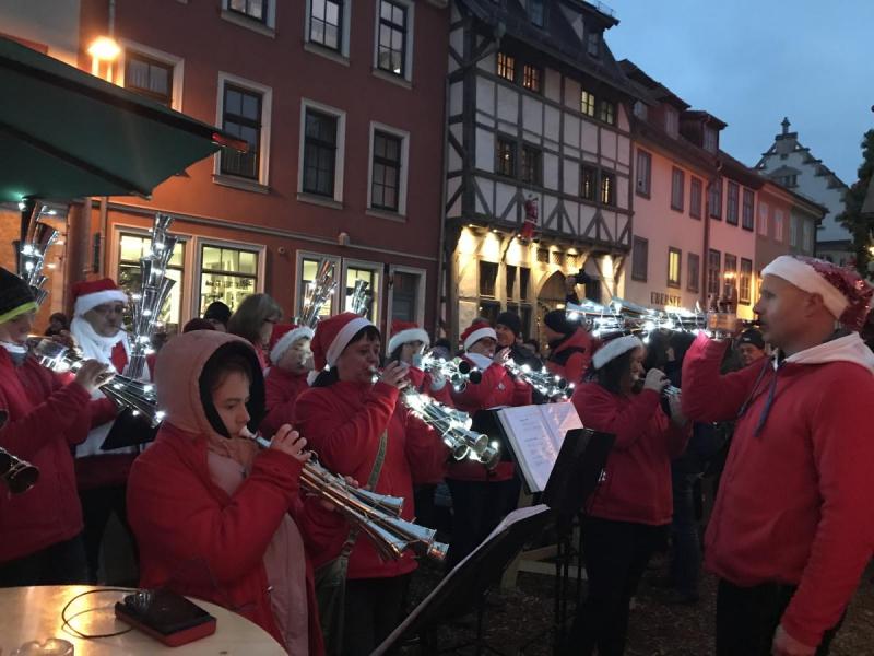 Weihnachtsmarkt-Kürschnergasse